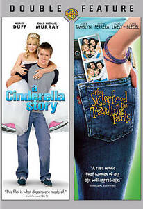 A-Cinderella-Story-Sisterhood-of-the-Traveling-Pants-DVD-Canadian-DISC-ONLY