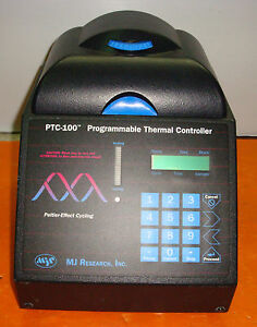 MJ-RESEARCH-PTC-100-PROGRAMMABLE-PELTIER-THERMAL-CONTROLLER-SELL-AS-APARTS