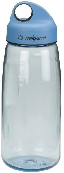 NALGENE BLUE NEXT-GEN 24 OUNCE/OZ WATER BOTTLE - Wide Mouth, BPA Free