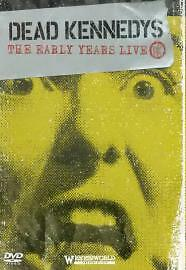 Dead Kennedys - The Early Years (DVD, 2001)
