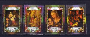 AITUTAKI-1991-CHRISTMAS-SET-SG-623-626-MNH