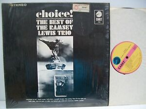 12-Vinyl-Album-Choice-The-Best-of-Ramsey-Lewis-Trio