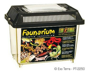 Exo Terra Reptile Faunarium All-Purpose Terrarium Mini PT2250