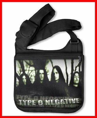TYPE O NEGATIVE - Band   === Messenger Bag / Tasche