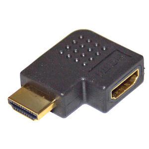 HDMI-coudes-Convertisseur-Adaptateur-Points-RESTANTS-male-a-femelle-ANGLE