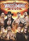 WWE - Wrestlemania 26 (DVD, 2010, 3-Disc Set)