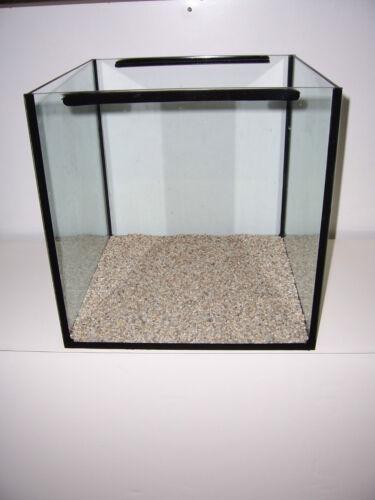 Aquarium Würfel 40x40x40 Glasbecken Nano Aquaristik Aquarien