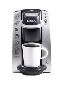 Keurig B130 1 Cup Coffee And Espresso Maker Black For Sale Online