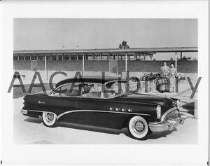 1954 buick model 71 roadmaster four door sedan factory for 1954 buick roadmaster 4 door