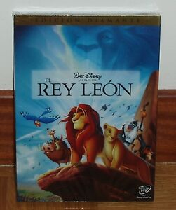 The-lyon-king-lion-king-dvd-new-new-Diamond-Edition-slipcover-disney-sealed