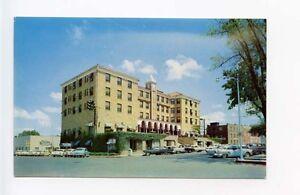 Image Is Loading Rogers Ar Arkansas Hotel Old Cars Postcard