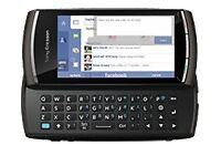 Sony Ericsson Vivaz Pro Schwarz (Ohne Simlock)