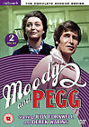Moody and Pegg - Series 2 - Complete (DVD, 2011, 2-Disc Set)