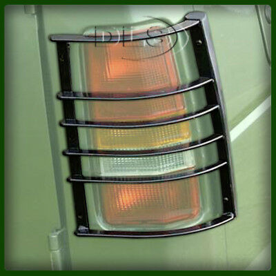 LAND ROVER DISCOVERY 1 REAR UPPER LAMP GUARDS`89-`98