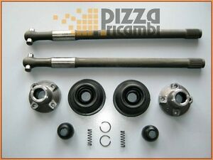 FRP-KIT-SEMIASSE-FIAT-500-F-L-R-GIARDINIERA-drive-shafts-eje-de-transmision