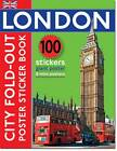 Fold-out London Sticker Book by Chez Picthall (Paperback, 2012)