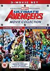 Ultimate Avengers - 3 Movie Collection (DVD, 2012, Box Set)