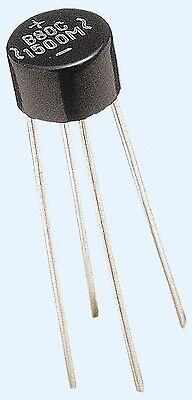 S462 - 10 Stück Brückengleichrichter Gleichrichter 80V 1,5A Rund für AC in DC