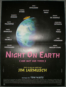 NIGHT-ON-EARTH-Gena-Rowlands-JIM-JARMUSCH-Winona-Ryder-40x60cm