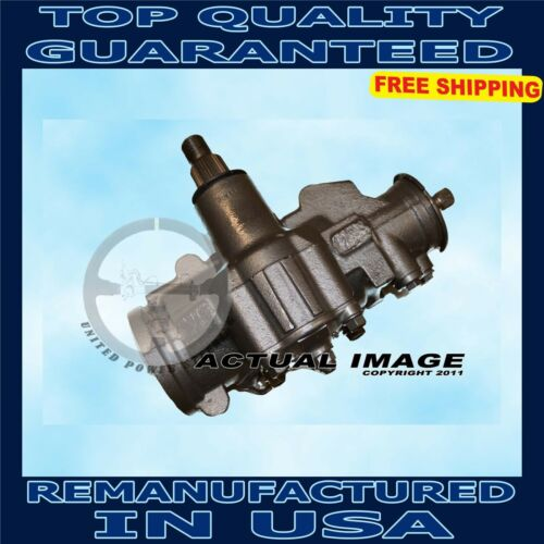 1987-1995 JEEP WRANGLER POWER STEERING GEARBOX ASSEMBLY
