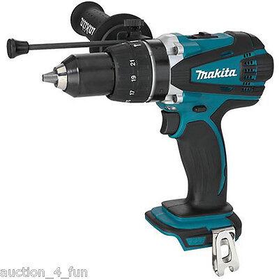 "Makita LXPH03Z Cordless 18V LXT 1/2"" Hammer Drill Driver NEW Hammerdrill"