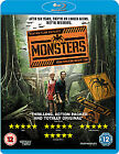 Monsters (Blu-ray, 2011)