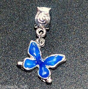 5x-dark-blue-alloy-enamel-butterfly-bead-fit-European-snake-charm-chain