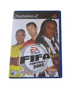 FIFA Soccer 2003 (Sony PlayStation 2, 2002)