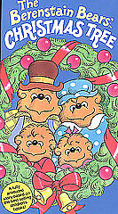 The Berenstain Bears Christmas Tree (VHS) ...76 ...