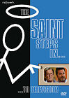 The Saint Steps In... To Television (DVD, 2009)