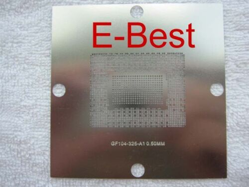 9*9 GF114-325-A1 GF114-400-A1  GF114-300-KB-A1 GF114-200-KB-A1 Stencil Template