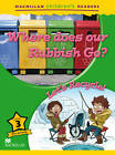 Where Does Our Rubbish Go? / Let's Recycle! by M. Omerod (Paperback, 2011)