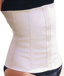 689d8088e1 Squeem Cotton Rubber Waist Cincher Corset Body Shaper .