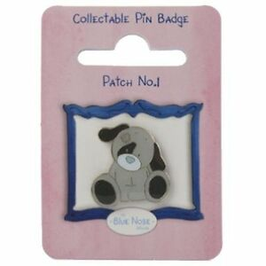 Me-To-You-Blue-Nose-Friends-Collectors-Pin-Badges-Various-Animals