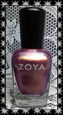 Zoya *~Faye~* Nail Polish Lacquer 2011 Sunshine Metallic