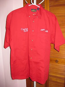 Blue Generation ConAgra Foods Collared Pit Crew Shirt Joe Gibbs Racing SizeXL