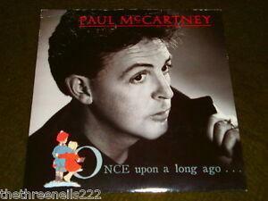 VINYL-7-034-SINGLE-PAUL-McCARTNEY-ONCE-APON-A-LONG-AGO-R6170