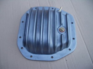 Opel-Frontera-A-Alu-Differentialdeckel-Hinterachsdeckel-12-Bolt