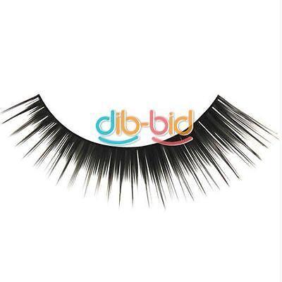 10 Pair Thick Soft Long False Eyelashes Eye Lashes Makeup #1088 DBUS