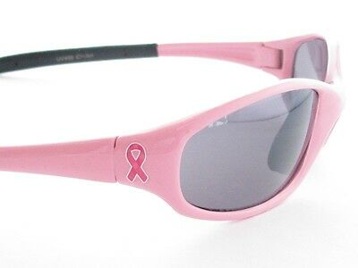 Breast Cancer Awareness Pink Ribbon Sunglasses PK