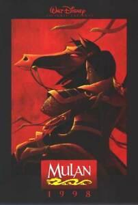 Mulan-Advance-Orig-Movie-Poster-Single-Sided-27x40