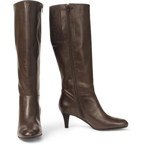 Eddie Bauer Donna Tall  Leather Dress Boots sz 6-12  Tall 239 38c97c