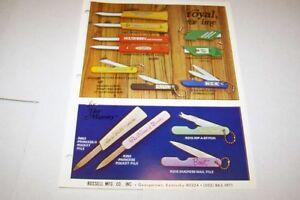 Vintage-ROYAL-LINE-POCKET-KNIVES-etc-ad-sheet-0526