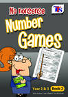 No Nonsense Number Games: Book 2 by Suzi De Gouveia, Jude Callaghan, Jackie Andrews (Paperback, 2012)