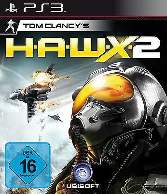 Tom Clancy's Hawx h.a.w.x 2 für PS3 *TOP* (mit OVP)