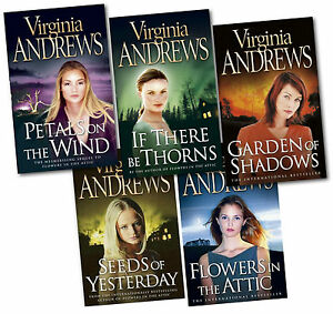 Women S Flowers In The Attic Virginia Andrews 5 Books