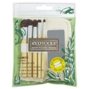 Eco-Tools-Ecotools-Bamboo-6-Piece-Eye-Brush-Set-NEW