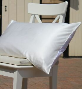 100-Natural-16-Momme-Charmeuse-Silk-Pillow-case-Ivory