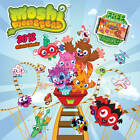 Official Moshi Monsters 2012 Calendar by Danilo Promotions Limited (Calendar, 2011)
