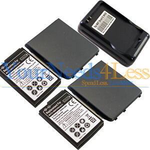 2X-NEW-Motorola-Droid-X-X2-MB810-3500mAh-Extended-Battery-Wall-Dock-Charger